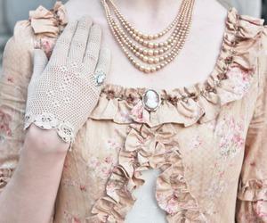 baroque, fashion, and rococo image