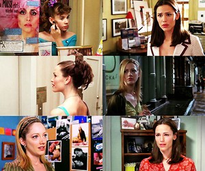 hair, 13 going on 30, and screencap meme image