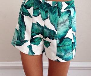 fashion, summer, and shorts image