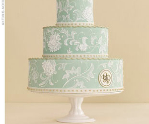 elegant, wedding cake, and white image