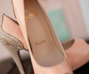 shoes, paris, and pink image