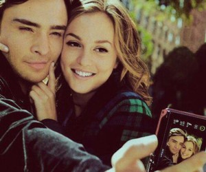 blair, chuck, and couple image