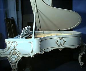 beautiful, calm, and piano image