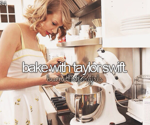 Taylor Swift, cooking, and kitchen image