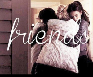 friends, tvd, and the vampire diaries image