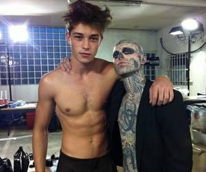 boy, Francisco Lachowski, and Hot image