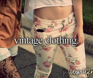 vintage, clothes, and clothing image