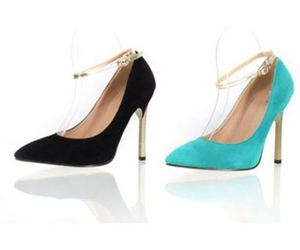 luxury fashion, stiletto, and formal shoes image