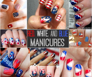 nail art, manicures, and trendy nails image