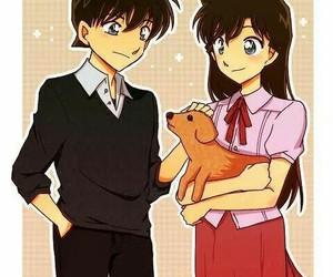 anime, couple, and ran image