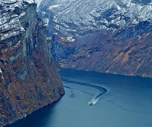 nature, water, and norway image