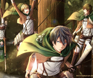 anime, free, and shingeki no kyojin image