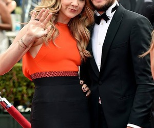 Natalie Dormer, game of thrones, and kit harington image