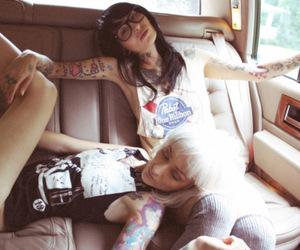 fashion, tattos, and ohgabriellima image