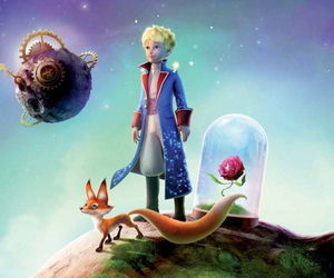 little prince and el principito image