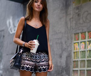 bag, clothes, and fashion image