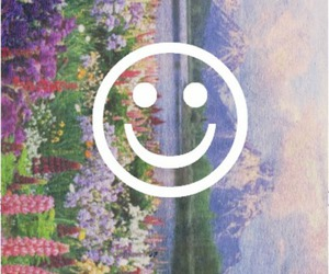 nature, smiley, and symbol image
