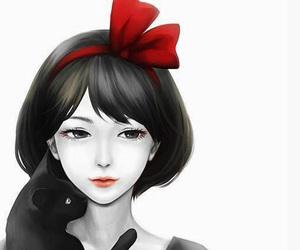 anime, anime girl, and kiki's delivery service image