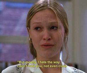 quotes, movie, and 10 things i hate about you image