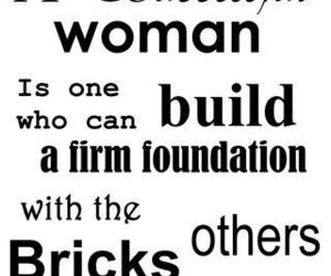 quote, woman, and life image