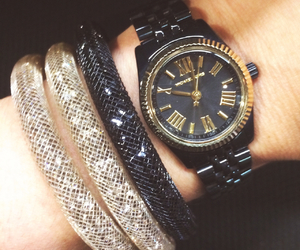 accessories, bijoux, and gold image