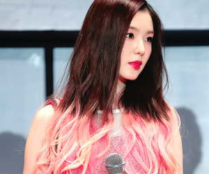 red velvet, irene, and hair image