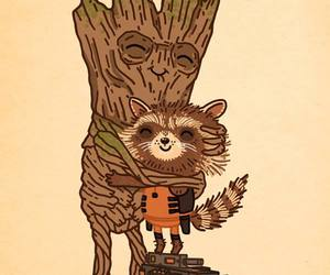 amigos, guardians of the galaxy, and bff image