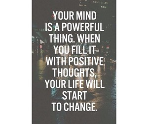 quote and positive image