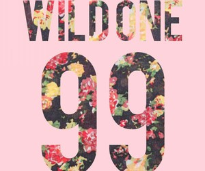pink, wild, and 99 image