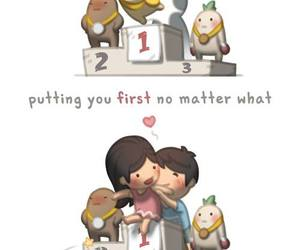 love, love is, and first image