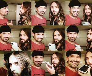 tomo milicevic and thirty seconds to mars image