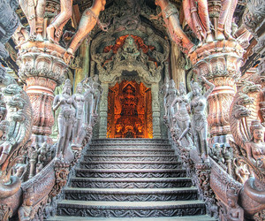 Photograghy, trey ratcliff, and sanctuary of truth image