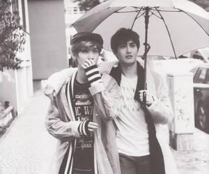 exo, luhan, and suho image