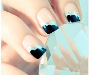 simple, love it <3, and nails art image
