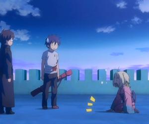 anime, kawaii, and twins image