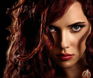 black widow, natasha romanoff, and Scarlett Johansson image