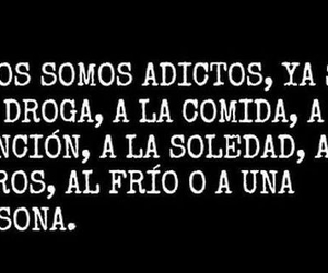 addict, frases, and libros image