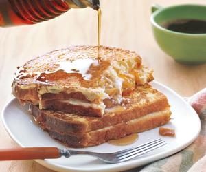 french toast, breakfast, and sandwich image