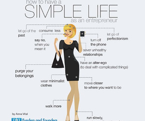 life and simple image