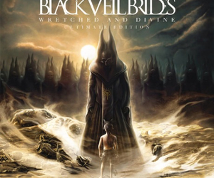 black veil brides, bvb, and wretched and divine image