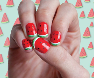 cool, inspiration, and nails image