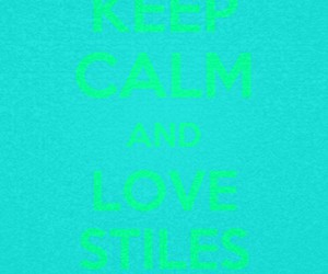 keep calm, teen wolf, and stiles stilinski image