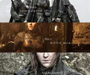 got, game of thrones, and asha greyjoy image
