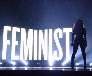 feminist and beyoncé image