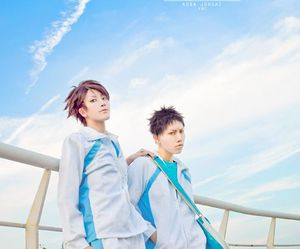 cosplay, wow, and haikyuu image