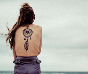 body, dreamcatcher, and hope image
