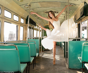 beautiful, bus, and dance image