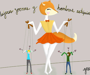 fox, frases, and hombres image