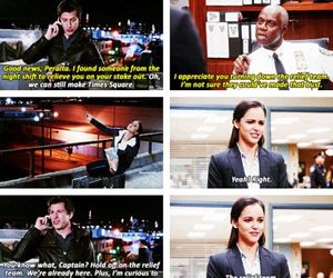 quotes, jake peralta, and jake x amy image