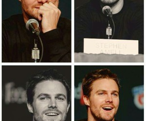 arrow, Hot, and oliver queen image